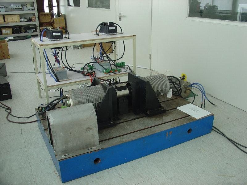 电机对拖测试台