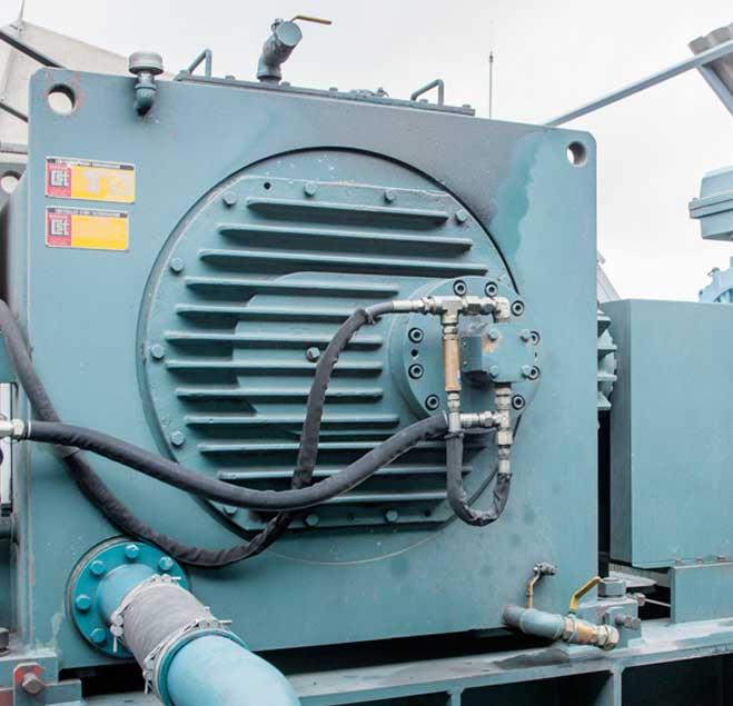 ABB电机平滑控制