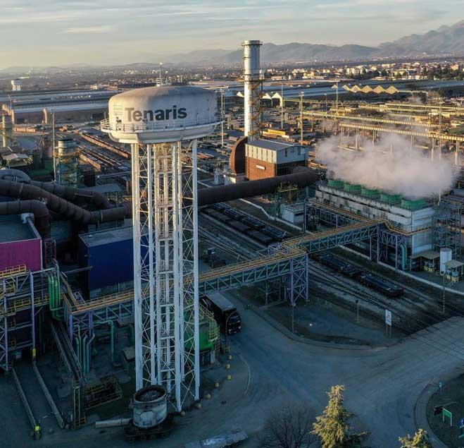 ABB电机Ability™状态监测用于意大利工厂