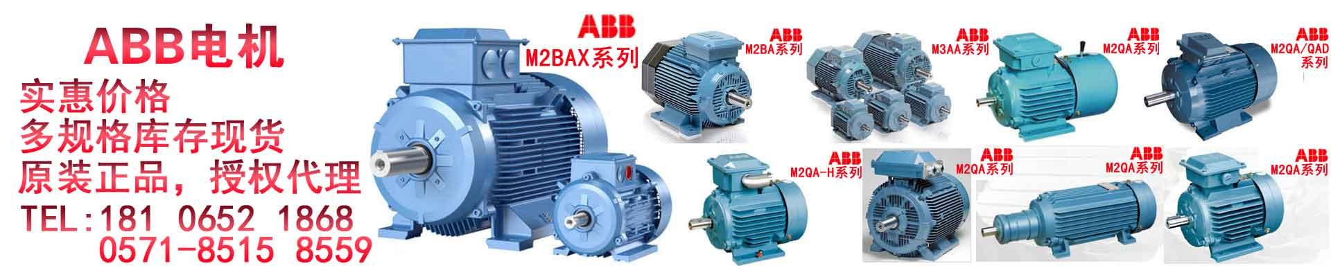 ABB低压电机