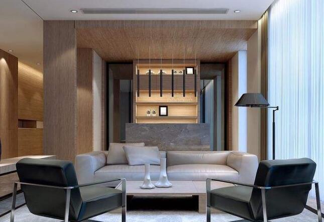 如何装饰设计一个100平方米的房子