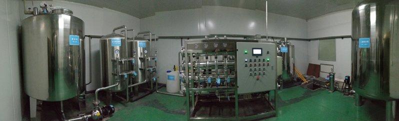3T二級純水系統