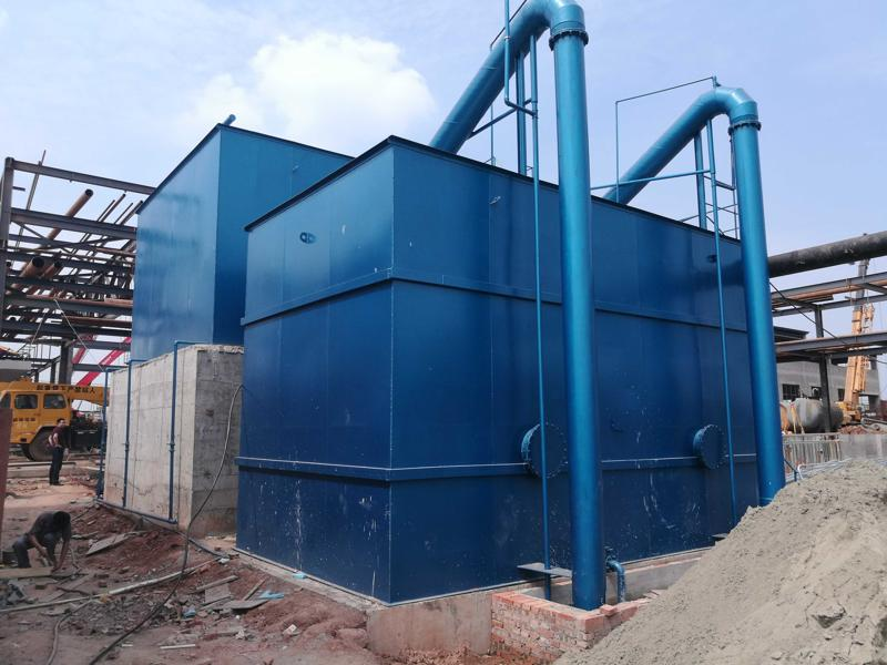 250T一體化凈水設備1
