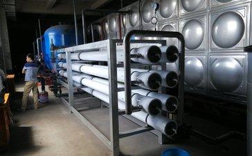 40T一級純水系統