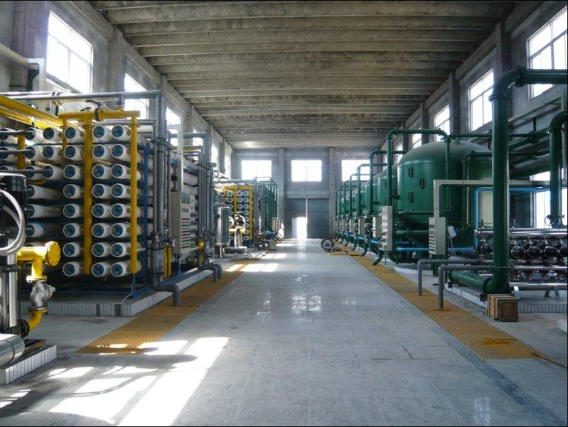 脫鹽水系統1