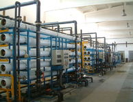 電鍍、涂裝行業用純水系統