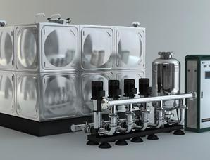 恒壓變頻供水設備