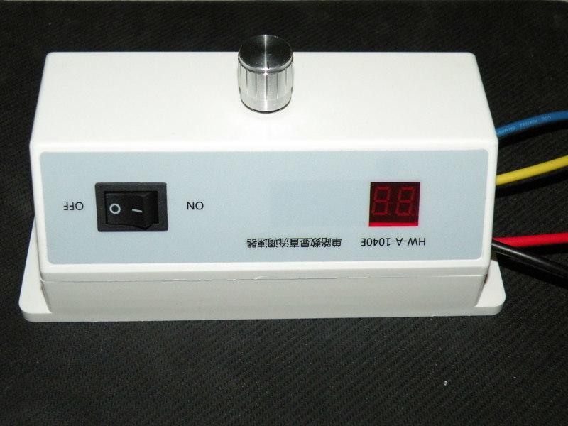 单路数显直流电机控制器,HW-A-1040E电压12V-36V