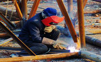 建筑电焊培训
