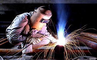 电焊培训学员