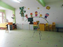 民生世家幼儿园甲醛检测现场