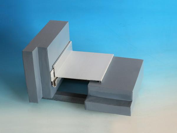 单卡卡锁型内墙吊顶顶棚变形缝装置I-IL1