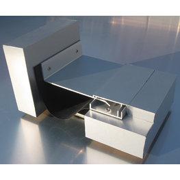 卡锁型外墙变形缝装置E-EL