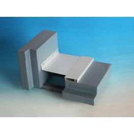 卡锁型内墙顶棚吊顶变形缝I-IL2