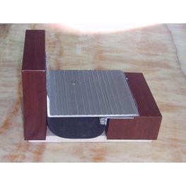 楼地面变形缝金属盖板型D-QGJ