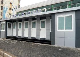 双管理间6位街道环保厕所