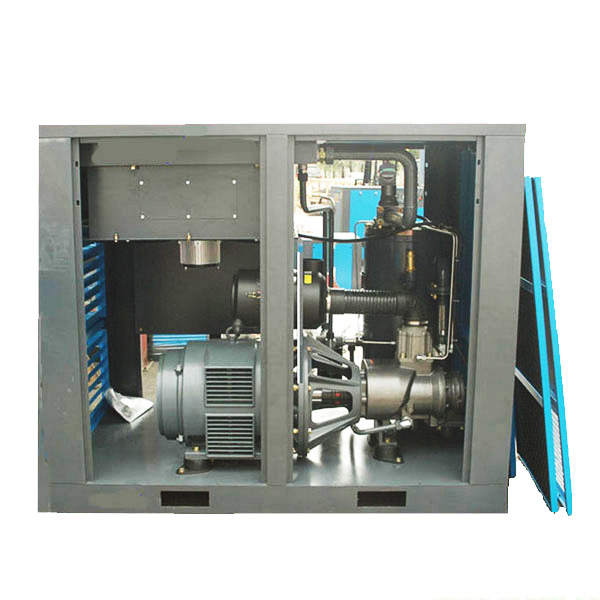 Good selling oil-injected 37KW 50HP IP54 220V 50HZ