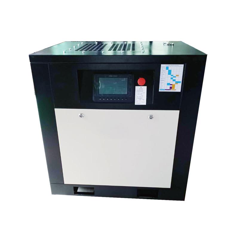11kw 15hp CE level China air direct driven screw compressor