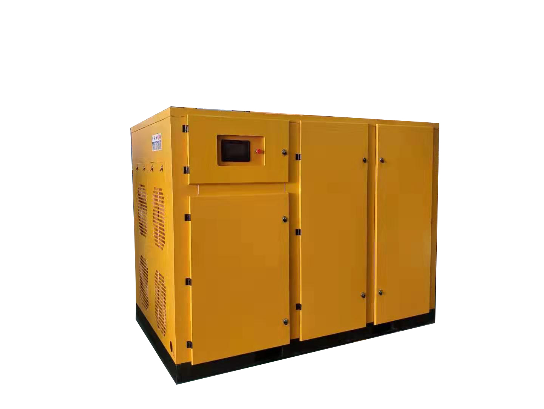250kw 350hp China air compressor direct driven screw compressor