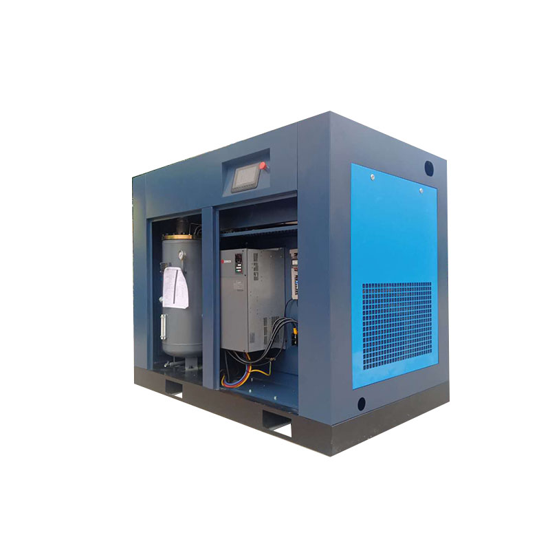Oil-injection screw air compressor AS-175PMC