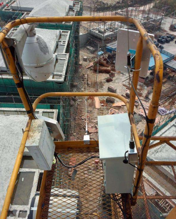 北海市哪里有在塔吊上面安裝監控的