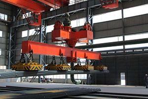 钢厂用起重电磁铁