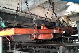 矿类电磁除铁器运用