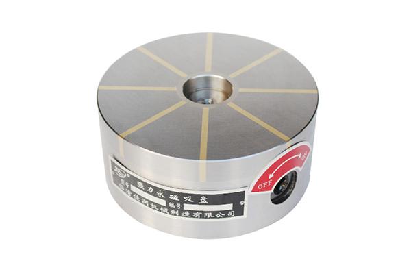 为您介绍强力电永磁吸盘的电源电压不正常如何造成的?