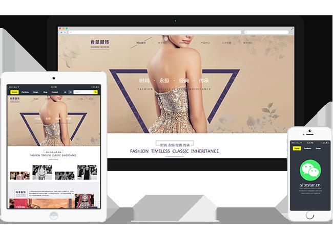 营销型网站建设公司天青科技