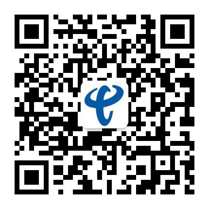 广西电信微信二维码