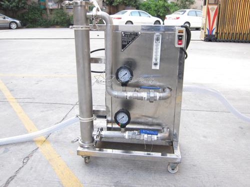 电泳设备纯水生产