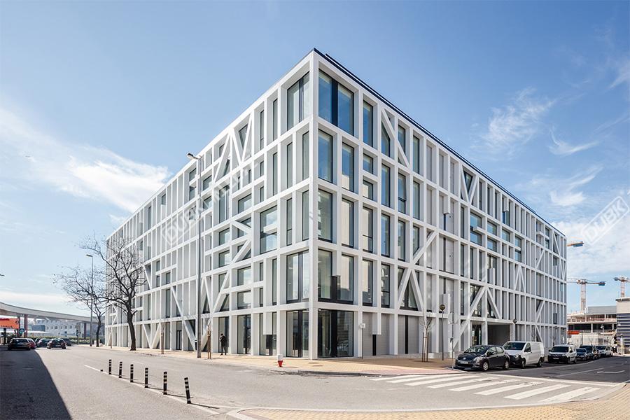 ECD办公楼服务大楼