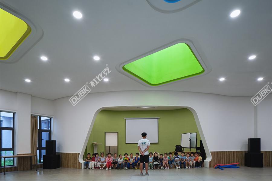 杭州市胜利小学附属幼儿园内墙