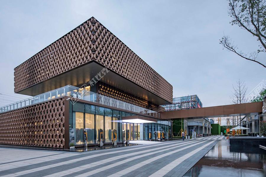温州TOD国际新城售楼中心