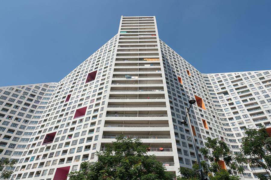 浦那未来之塔建筑