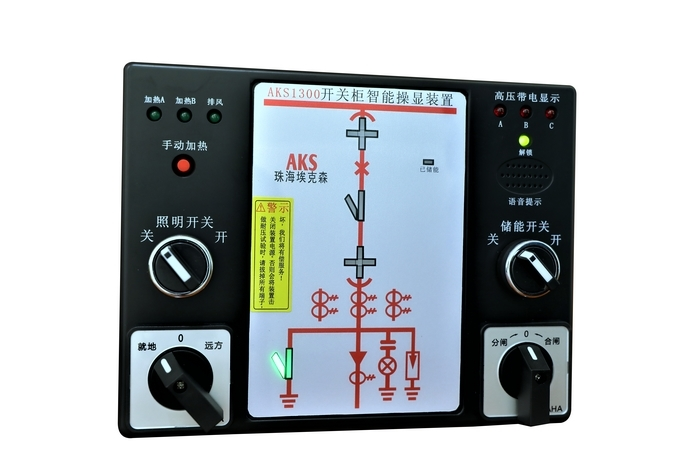 AKS1300开关柜智能测显单元