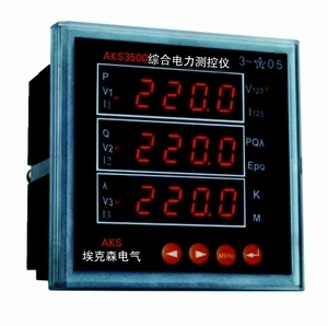 AKS3500综合电力测控仪