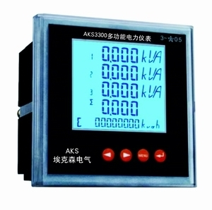 AKS3300多功能(网络)电力仪表