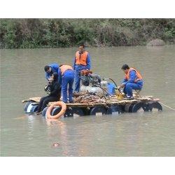 水下基礎施工