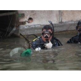 水下异物打捞