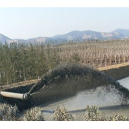 河道水下清理淤泥