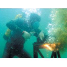 水下焊接沉管