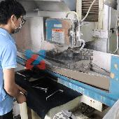 水洗磨床加工工业陶瓷