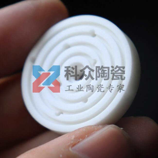 氧化锆工业陶瓷块精密加工