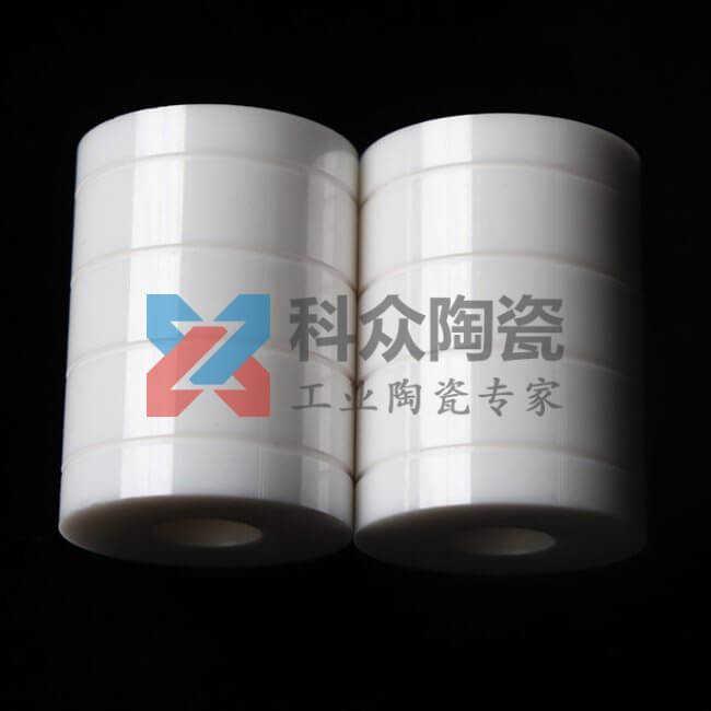 氧化锆工业陶瓷管镜面抛光加工