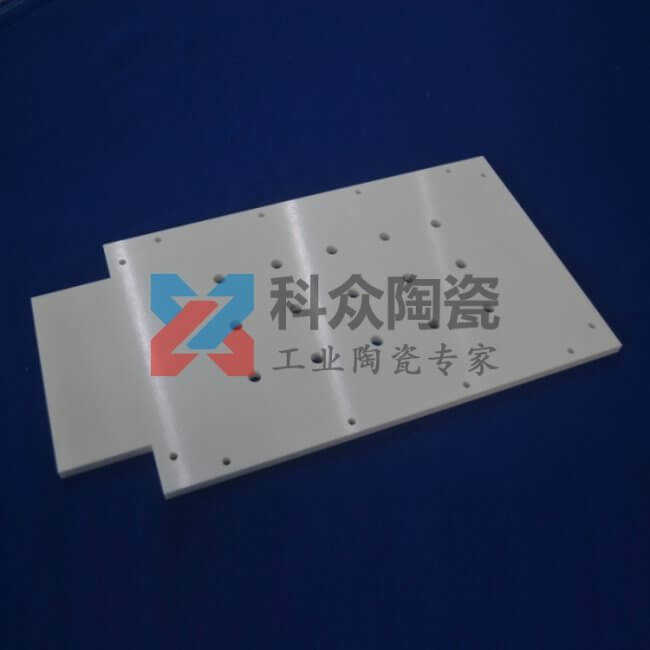 氧化锆工业陶瓷片多孔加工