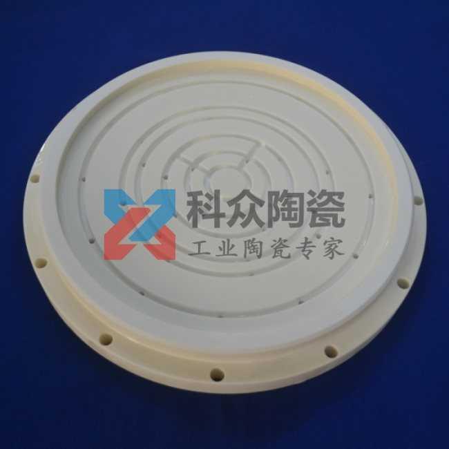 氧化铝工业陶瓷法兰盘
