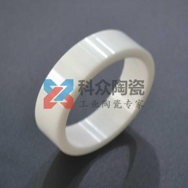 氧化锆耐磨工业陶瓷环