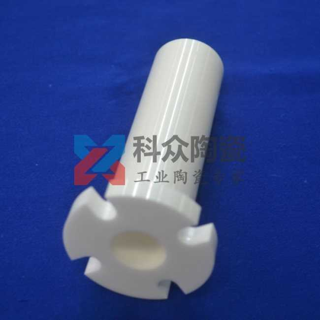 高铝刚玉工业陶瓷管