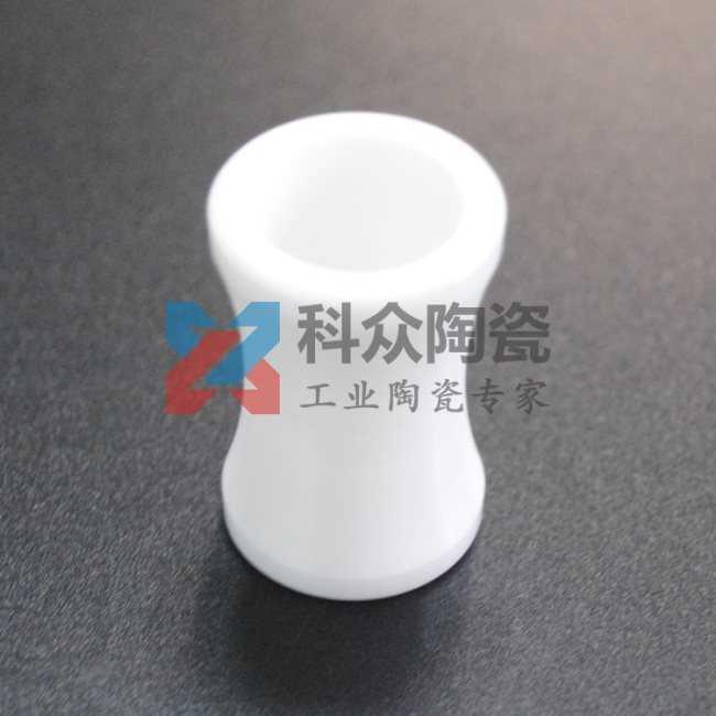 氧化锆耐温工业陶瓷管